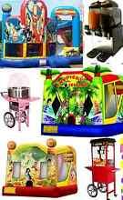 Jumping Castle, Slushy, Fairy Floss and Popcorn Machine Hire Cessnock Cessnock Area Preview