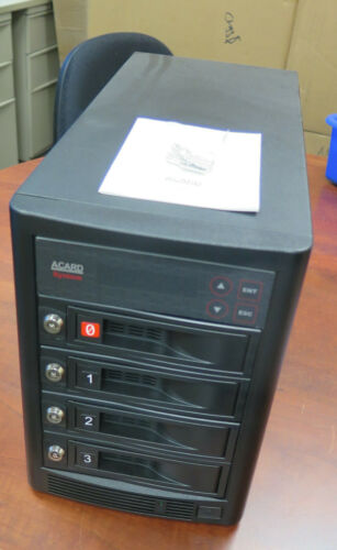 ACARD ACS-8503H SATA 1-to-3 HDD/SSD High-End Duplication System Duplicator