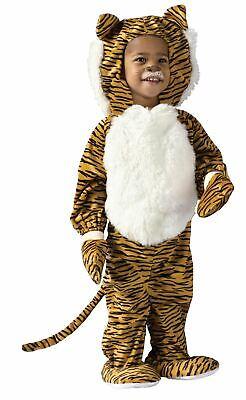 Tiger Kleinkind Kostüm 3T 4T - Tiger Kostüm Kleinkind