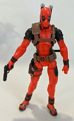 "Marvel Universe Deadpool 3.75"" inch Action Figure LOOSE Greatest Battles"