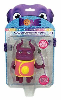 CAPTAIN SMEK    HOME Color Changing Figure DreamWorks Pixar 2015 Series 1 NEW ](Captain Smek)