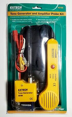 Extech 40180 Tone Generator Amplifier Probe Kit