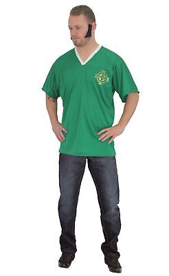 Adults George Best Fancy Dress Shirt ONLY - Match of the Day - Best Costumes For Men