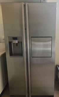 Samsung ice making fridge