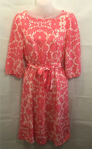 Women's H&M floral dress, size 4 l