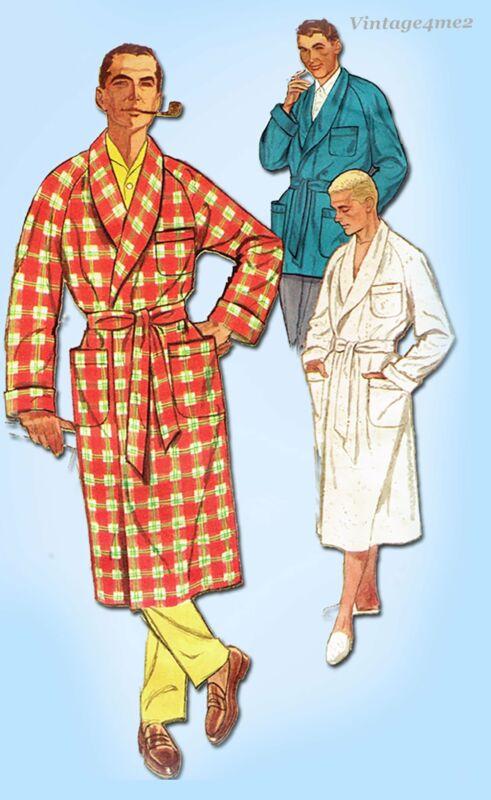 Simplicity 2312: 1950s Classic Men