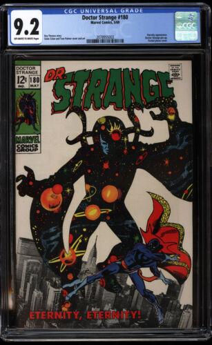 Doctor Strange 180   CGC 9.2   photo cover