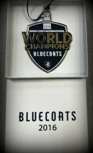 Bluecoats Memorabilia Auction 2020:  2016 Christmas Ornament, World Champions