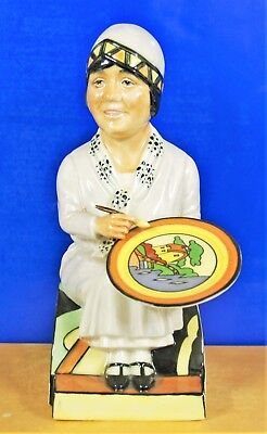 KEVIN FRANCIS CHARACTER JUG CLARICE CLIFF ***LIMITED EDITION***