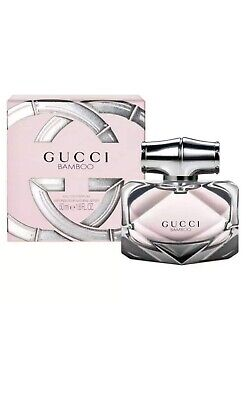 Gucci BAMBOO 50ml Eau de  Parfum SPRAY Brand new sealed in Box GENUINE !