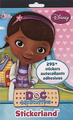 295+ Mini Disney Doc McStuffins Sticker Pad for sale  Shipping to India
