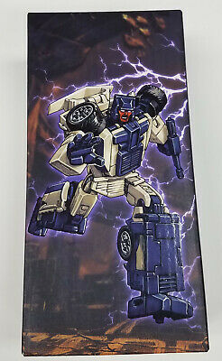X Transbots Master X Series 86 CRACKUP Transformers 3rd Party Menasor Breakdown