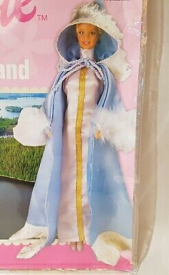 Barbie: Dolls Of The World Outfit - Finland - Plus Magazine - NEW Vintage