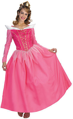 Disney Princess Aurora Sleeping Beauty Movie Character Adult Halloween - Female Movie Character Costume