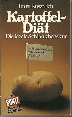 Imre Kusztrich Kartoffeldiät