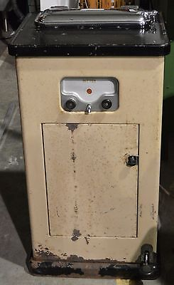Sell Asap Vintage Medical Sterilizer Antique Enamel Dental Cabinet Used Punk
