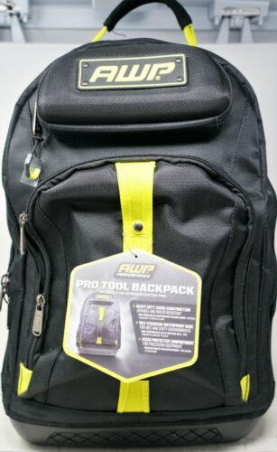 New Professional Tool Backpack Heavy Duty 1680 Denair 1680D Water Resistant