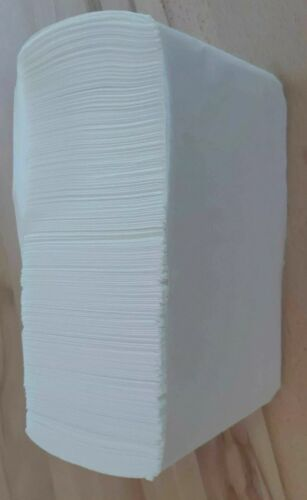 100 St. Nachfüllpack Servietten 8x12 cm für Serviettenspender Coca-Cola etc