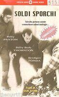 Soldi Sporchi (1998) Vhs Cecchi Gori Video -  - ebay.it