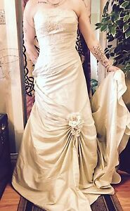 Beautiful Wedding Dress (Very Unique!)