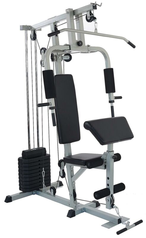 Home Gym Weight Machine Equipment Cable Pully System Workout