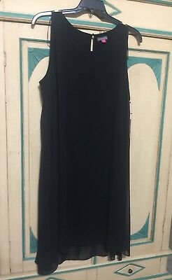 Beautiful Black Vince Camuto Dress Plus 2X NWT MSRP $124 ON SALE TILL FRIDAY