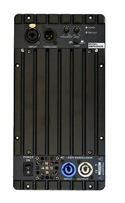 SUBWOOFER Aktiv-Verstärker-Modul 500 Watt RMS/8 Ohm Digital Aktiv Modul PRO