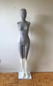 Female MANNEQUIN / DRESS FORM with Stand