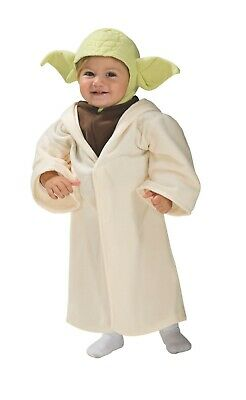 Jedi Costume Toddler (Toddler Star Wars Yoda Jedi Disney Costume 24)