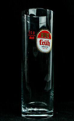 Früh Kölsch, Altbierglas, Stangenglas, Kölschglas, Stange 0,2l