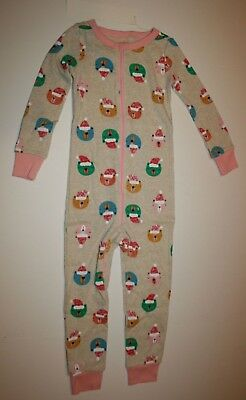 Girls Holiday Pajamas (NEW Gymboree Girls Holiday Pajamas Gymmies PJs 3 7 8 10 12 14 Animal)