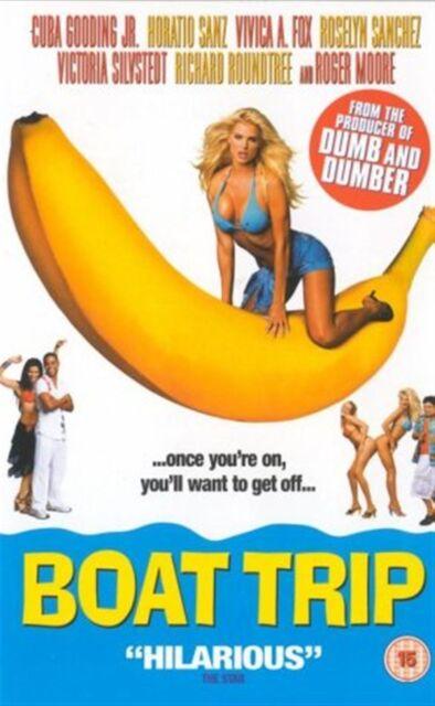Boat Trip 2003 Cuba Gooding Jr. Horatio Sanz, Roselyn Sanchez NEW UK R2 DVD