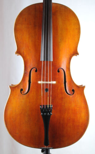 Fine German cello 1900. Stainer model