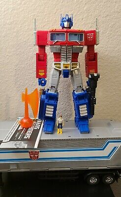 Transformers Masterpiece Optimus Prime MP-10 TRU Toys R Us Exclusive