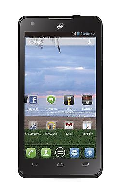 Tracfone Alcatel Onetouch Sonic Lte 4 6 Inch Android Prepaid   Triple Minutes