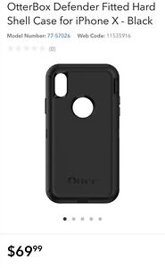 New Otterbox Defender Case IPhone 10