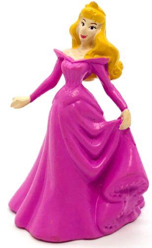 SLEEPING BEAUTY Disney PRINCESS AURORA Movie PVC TOY Playset Figure FIGURINE!