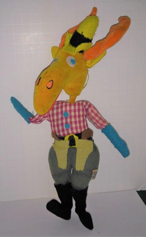 Bullwinkle and Rocky show Holiday Fair doll 60
