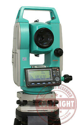 Sokkia Set610 Surveying Total Station Packagetopcontrimbleleicanikontransit