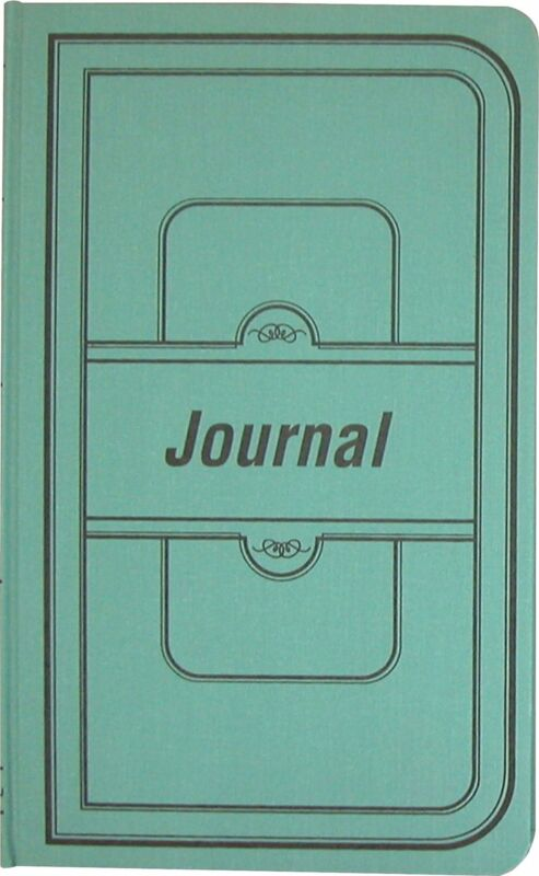 National Record / Journal Book , Journal Ruled A66150J