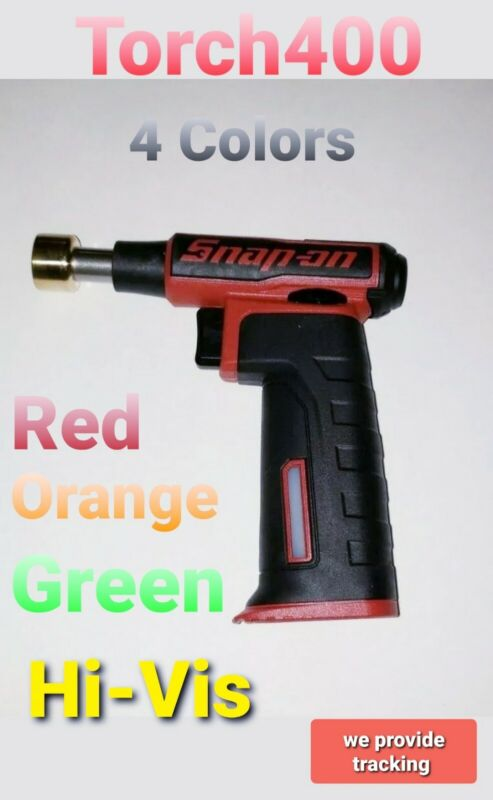 Snap-On TORCH400, 4 colors to choose  High-Power Butane Gas Blow Torch  NEW!!!!!