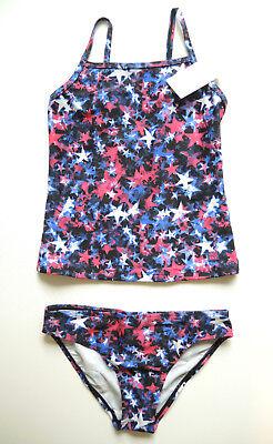 Schießen Mädchen (REDUZIERT  Schiesser Tankini Badeanzug Mädchen Gr.128 -176 NEU156021 UVP 29,95)