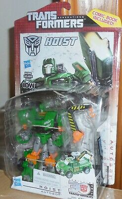 Transformers Generations HOIST Mosc New 30th anniversary deluxe