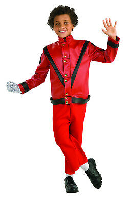 Kids Michael Jackson Thriller Jacket Child Size Medium - Kids Michael Jackson Kostüm