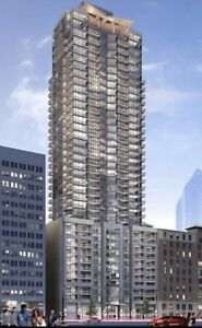 LUXURIOUS 51/2 condo in the heart of downtown Montreal