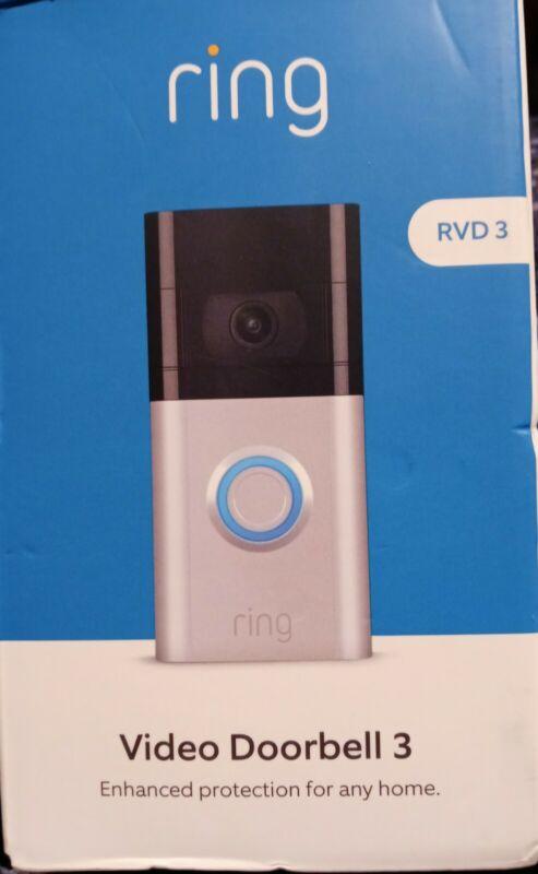 Ring RVD 3 Video Doorbell 3