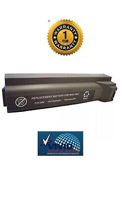 Battery Ge Marquette 5000 5500 Mac Pac Mac Stress Ekg 900770-001 Warty 1 Yr