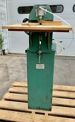 Ritter R-130 Single Spindle Horizontal Boring Machine Drill Closed My Shop