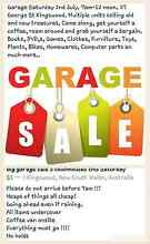 Huge garage sale 5 townhouses in total Kingswood Penrith Area Preview