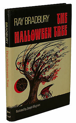 The Halloween Tree ~ by RAY BRADBURY ~ Stated First Edition ~ 1st Printing 1972](The Halloween Tree 1st Edition)